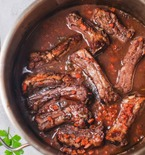 BRAISED SHORT RIBS RECIPE