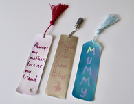 Mothers Day Bookmark DIY