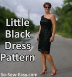 Free Little Black Dress Pattern