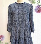 Tiered Spring Mini Dress