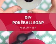 Pokeball Soap