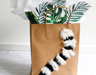 Lemur Gift Bag