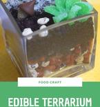 Edible Terrarium