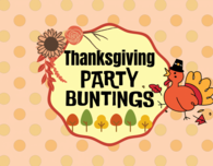 THANKSGIVING BANNER TO PRINT