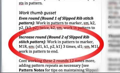 How To Increase Stitches When Knitting In The Round : Knitting How-To: Increasing in Pattern - Craftfoxes