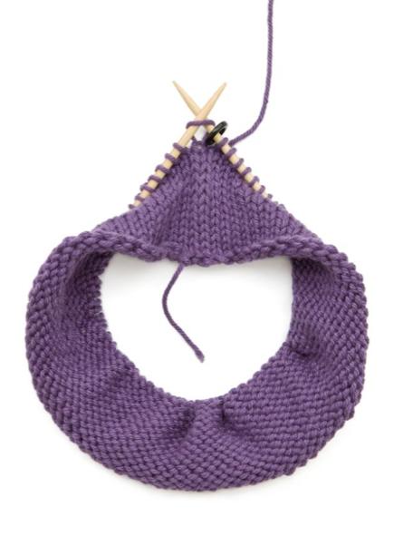 Knitting Stockinette Stitch With Circular Needles : Circular Knitting - Craftfoxes