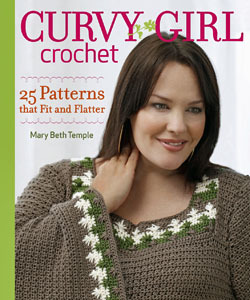 Free Crochet Patterns For Plus Size : Plus-Size Intertwined Poncho (Free Crochet Pattern ...