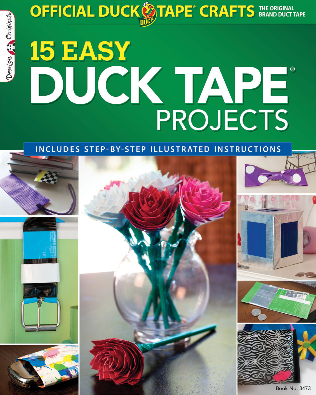 easy duct tape projects Make diy crafts using duck tape® brand duct tape learn how to make a classic duct tape wallet, or browse hundreds of simple crafts for kids and advanced.