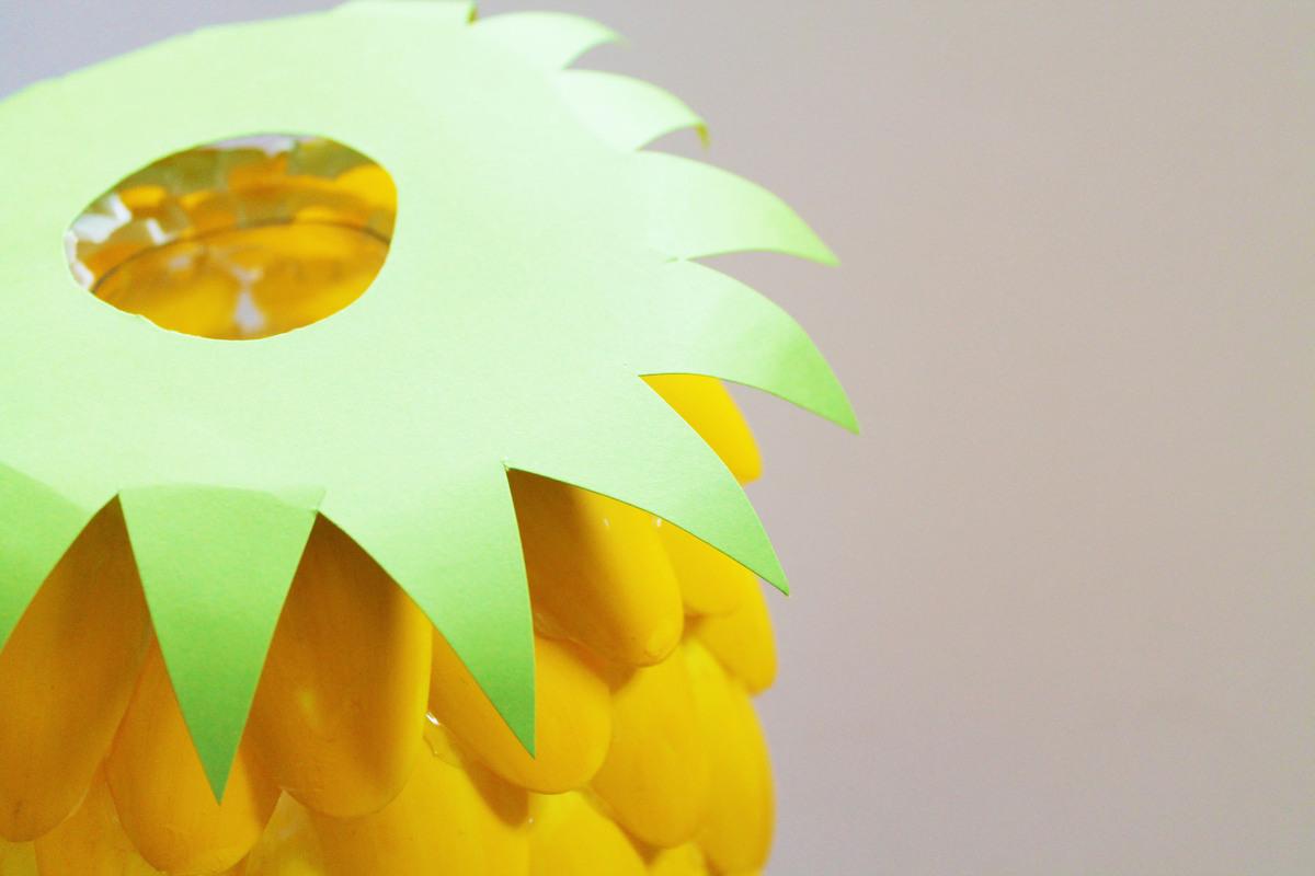 lampe ananas diy