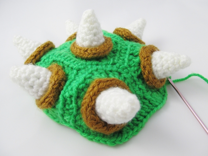 Bowser Sweater For A Turtle Craftfoxes