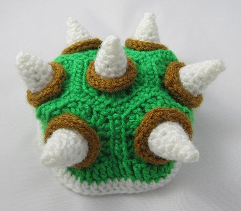 Bowser sweater for a turtle craftfoxes zoom dt1010fo