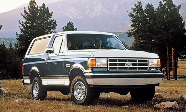 1987 Bronco