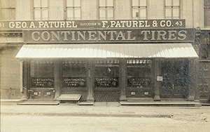 Continental in New York City