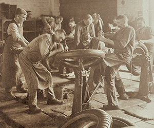 tire making