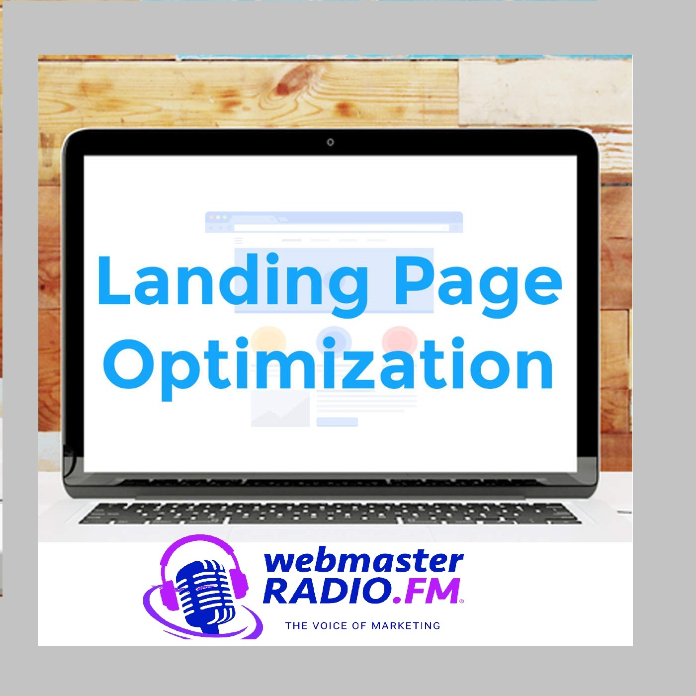 landing page optimization webmaster radioLanding Page Optimization Podcast Cranberryfm 346585 #1