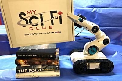 My Sci Fi Club