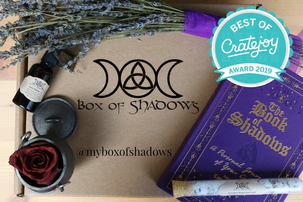 Photo for Box Insider article Exploring Eclectic Spirituality with Box of Shadows