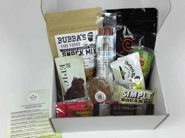 Paleo Life Box May Review Overview