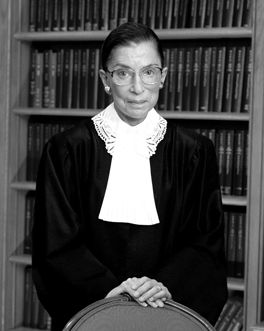 Photo for Box Insider article A Tribute to Justice Ruth Bader Ginsburg