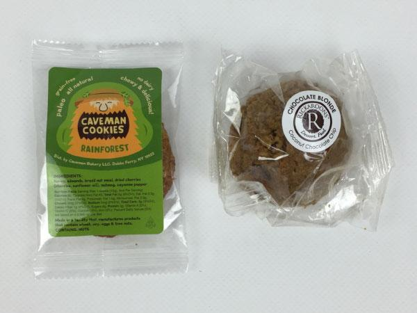 Paleo Life Box Caveman Cookies Ruckaroons Chocolate Blonde