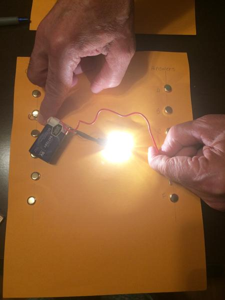 MyEduCrate January Review Circuit Board Project 2