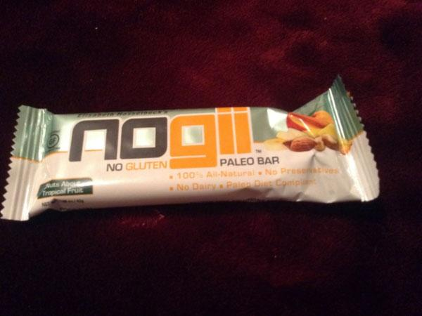 Paleo Life Box Review Protein Bar