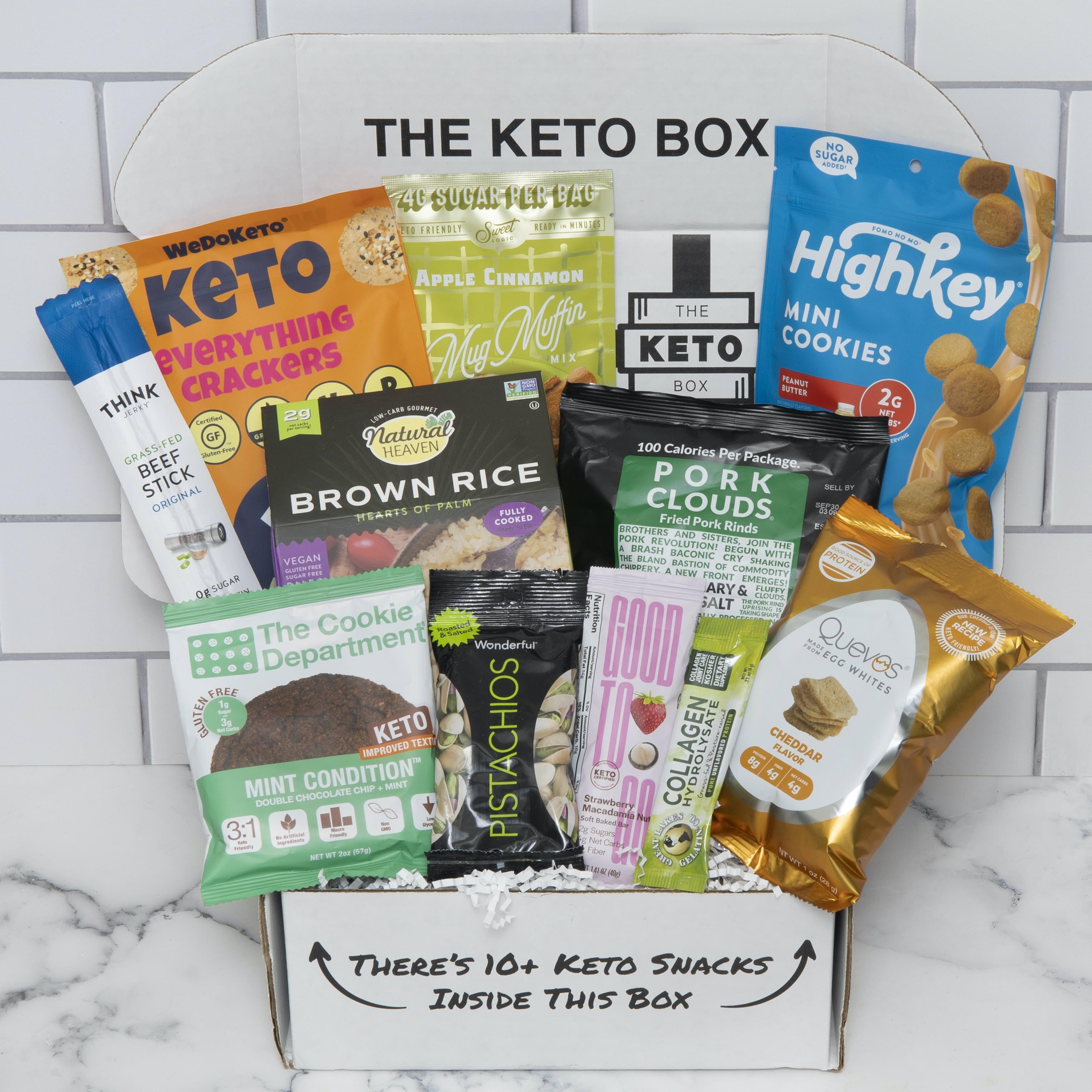 Keto July Snack Box