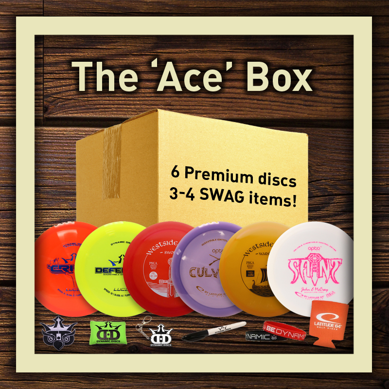 Disc Golf Boxes - Subscribe