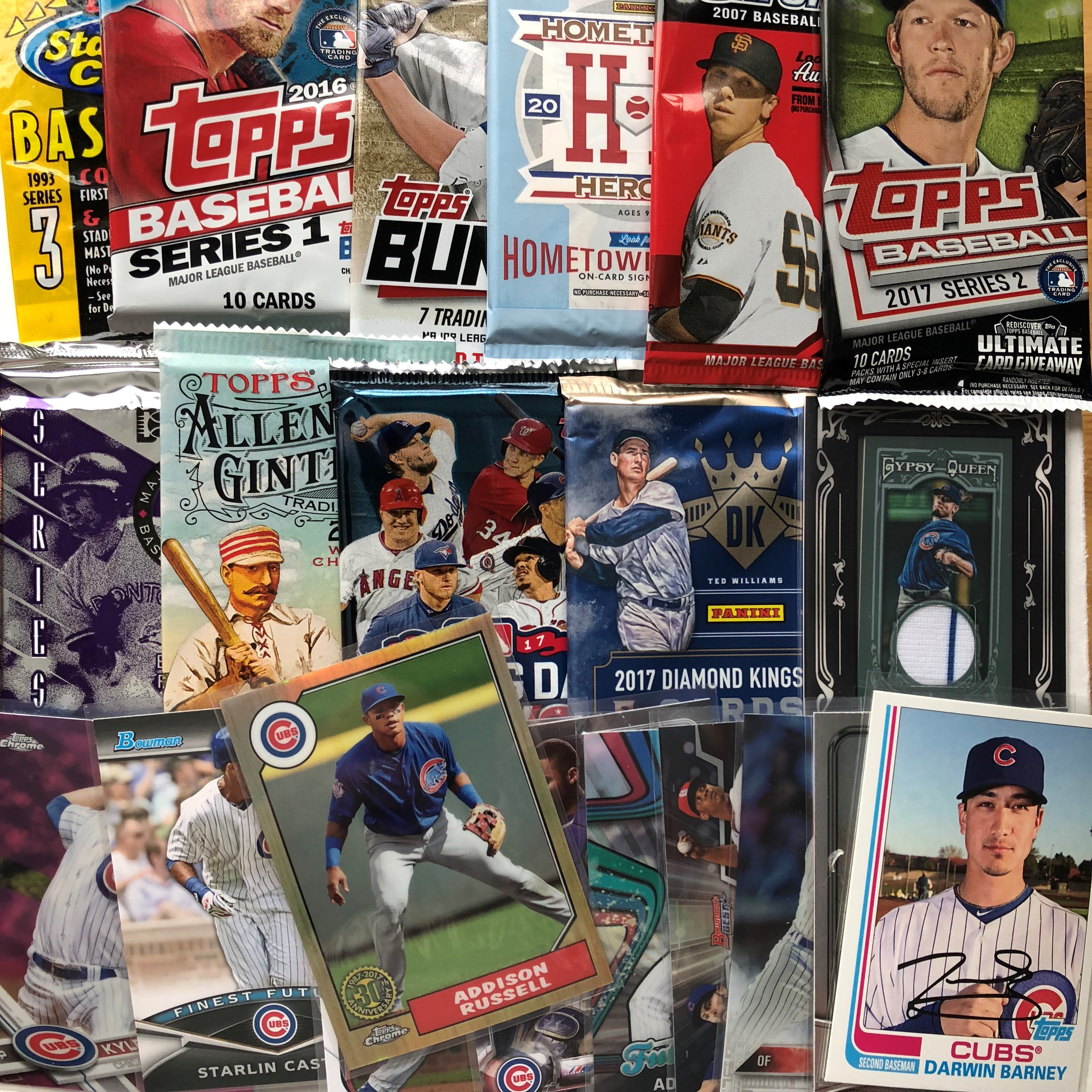 Baseball Cards Of The Month Club Subscribe
