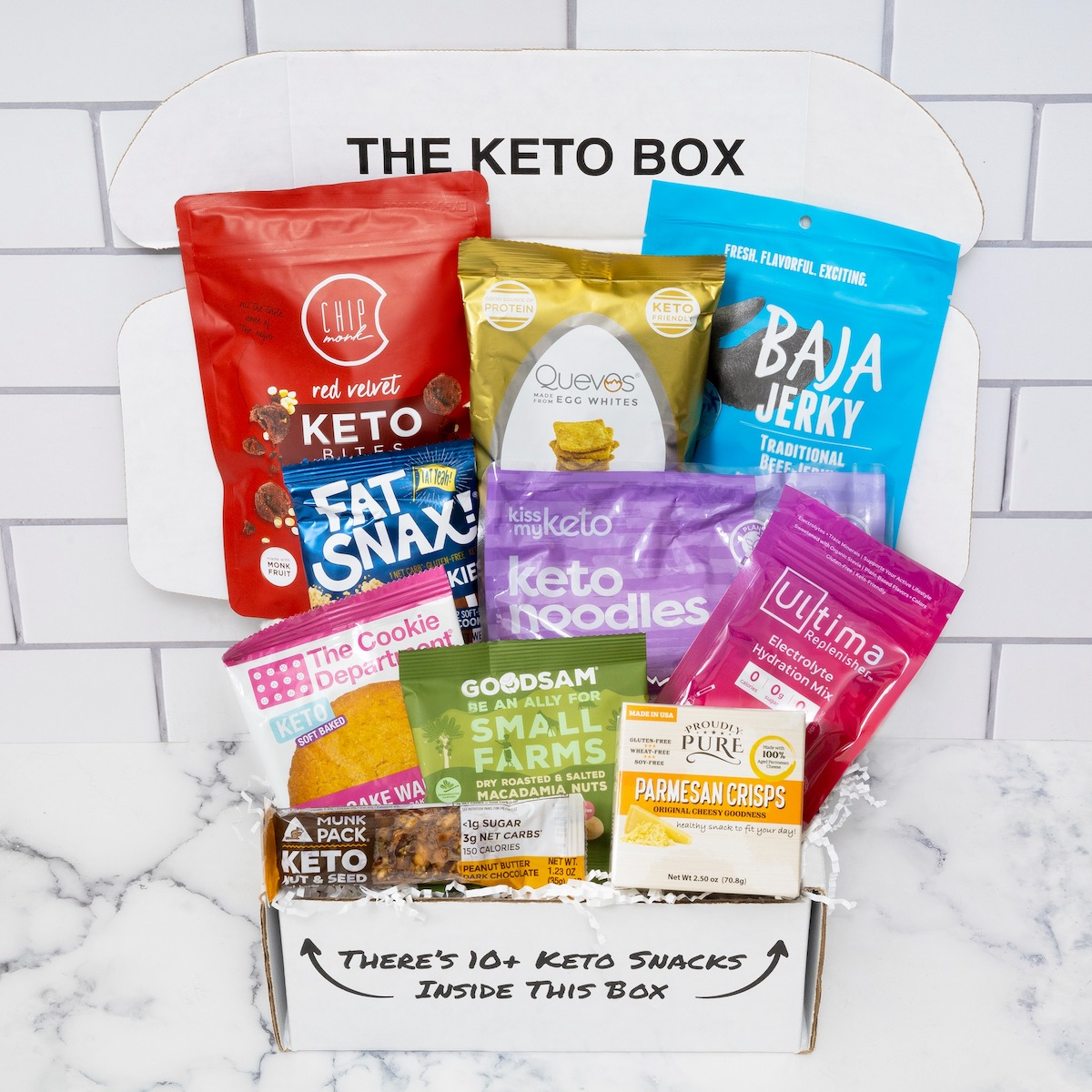 Keto June box 2021 Box