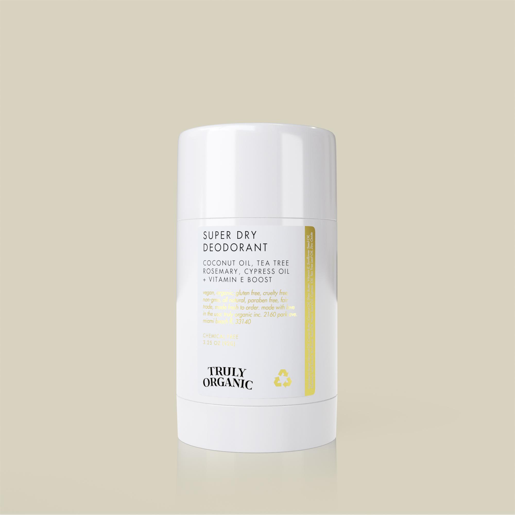 Super Dry Deodorant