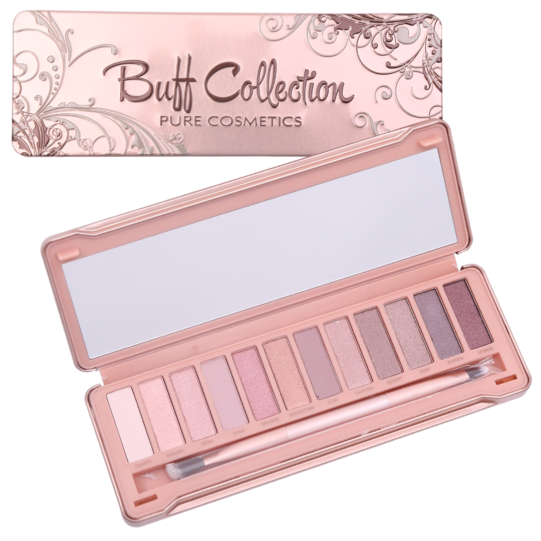 Pure Cosmetics Eyeshadow Palette Boxycharm Best