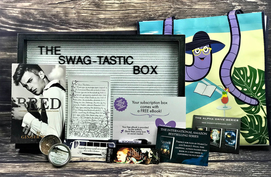 The Bookworm Box - Category-Young-Adult