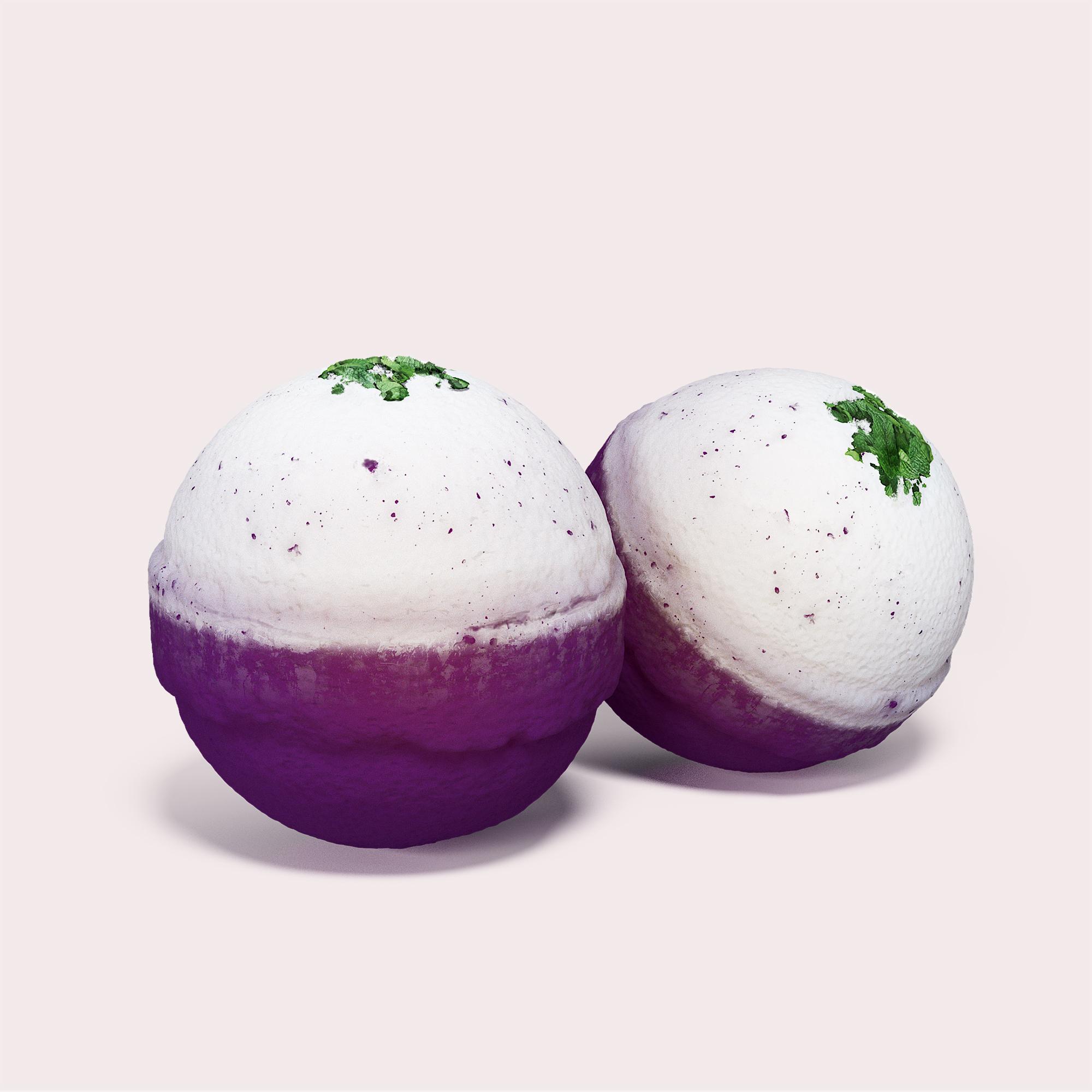 Lavender Mint Super Bombs