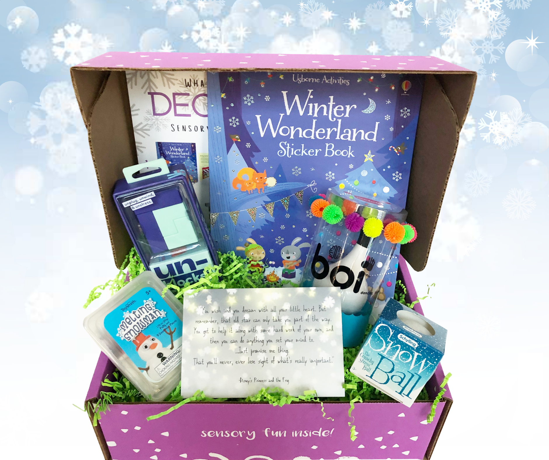 The December Box 20% OFF