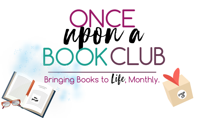 Once Upon a Book Club - Home