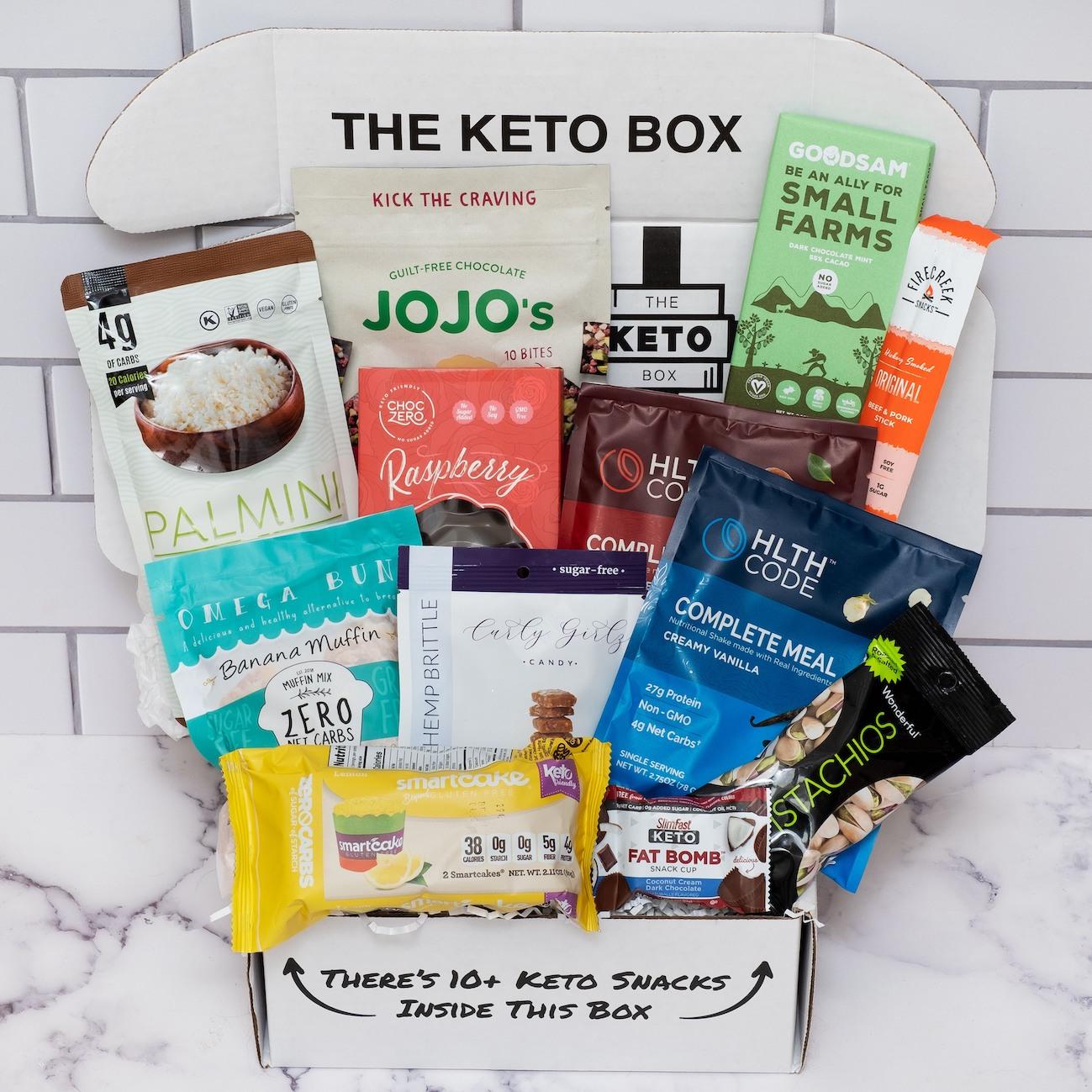 Keto February box 2021 Box