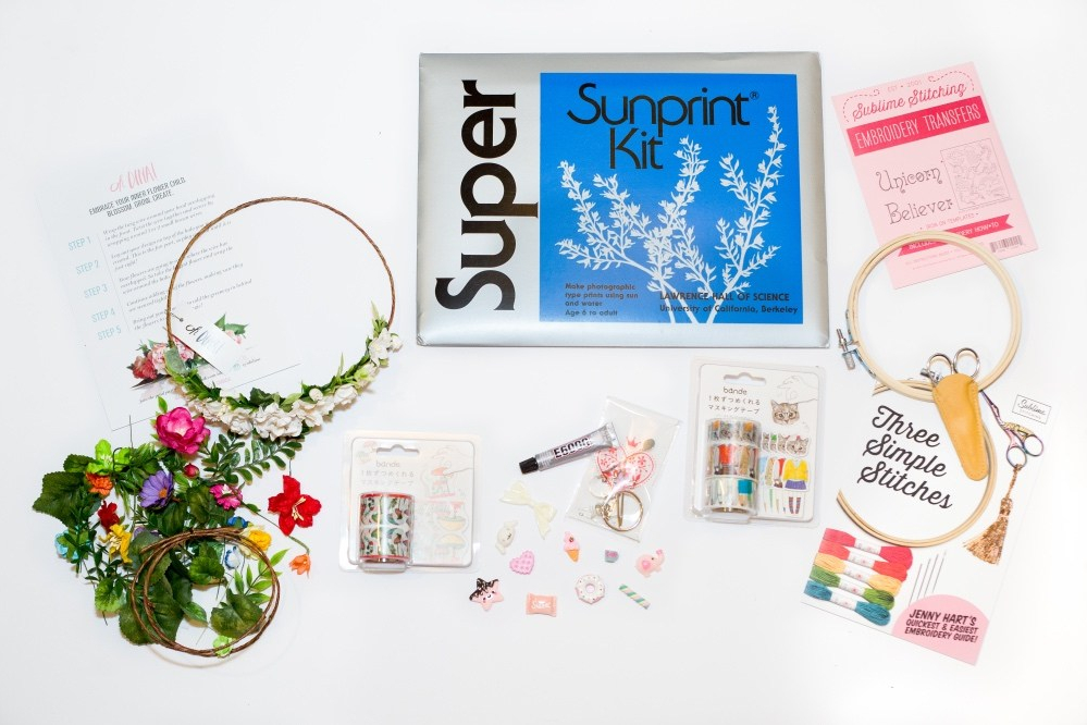 Craft in Style Box - The 10 Best Subscription Boxes For Arts and Crafts and DIY Projects