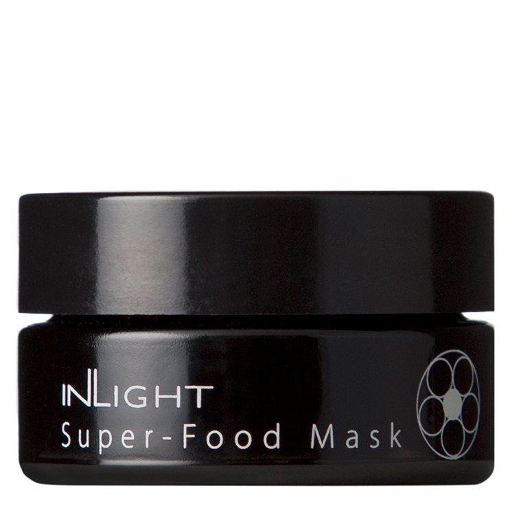 inlight beauty super food mask detoxifying face mask