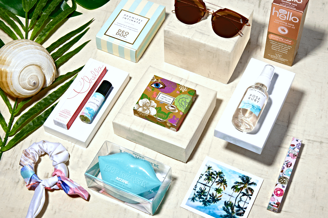 travel box subscription the wanderlust