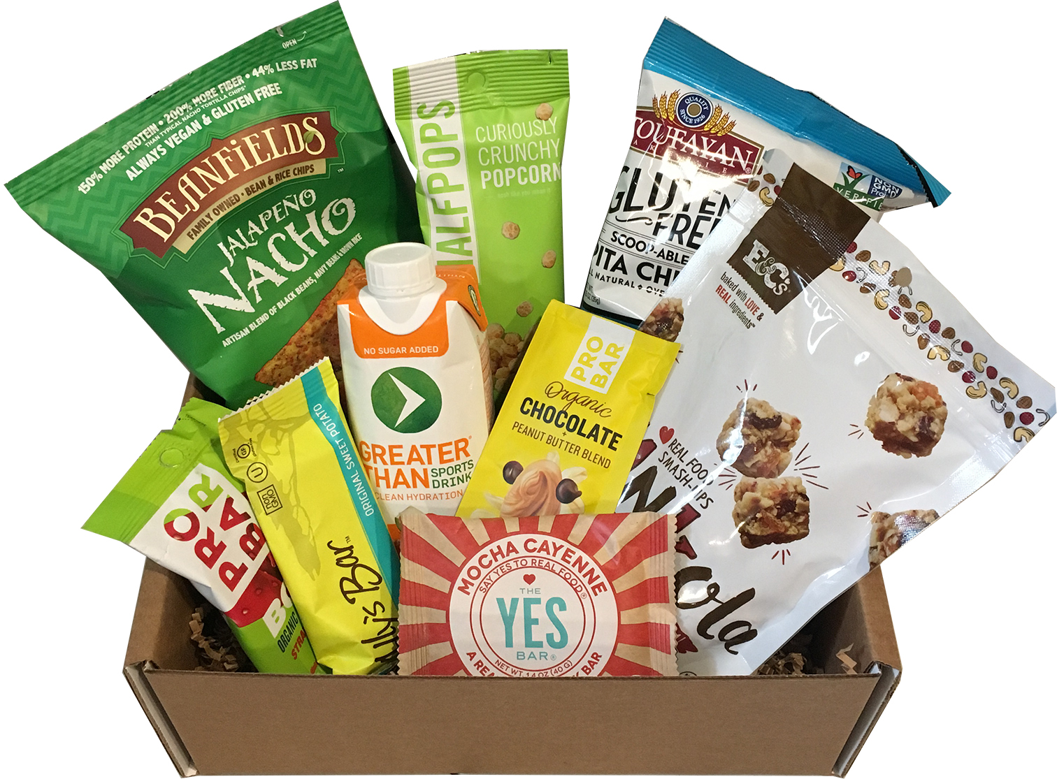 Gluten free dairy free food subscription monthly food box negle Choice Image