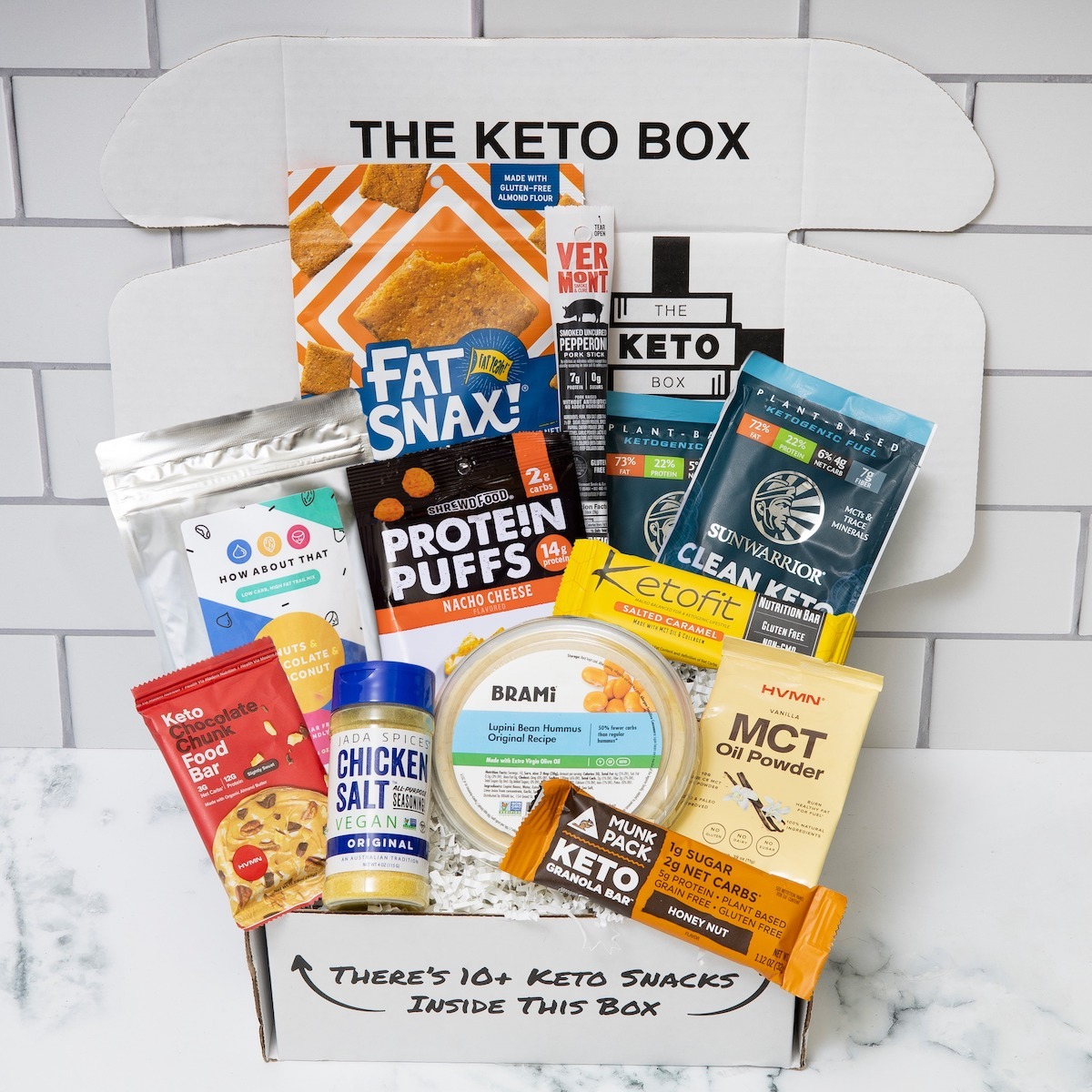 Keto November Snack Box
