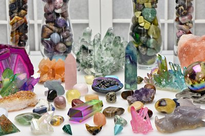 Crystal Gemstone Shop