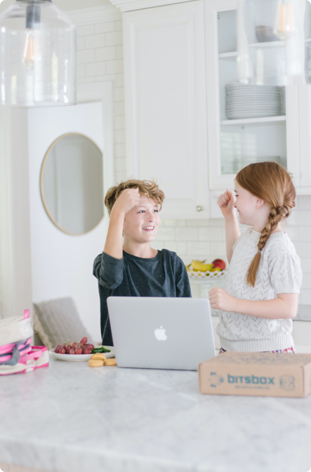 Why Parents Love Bitsbox Image