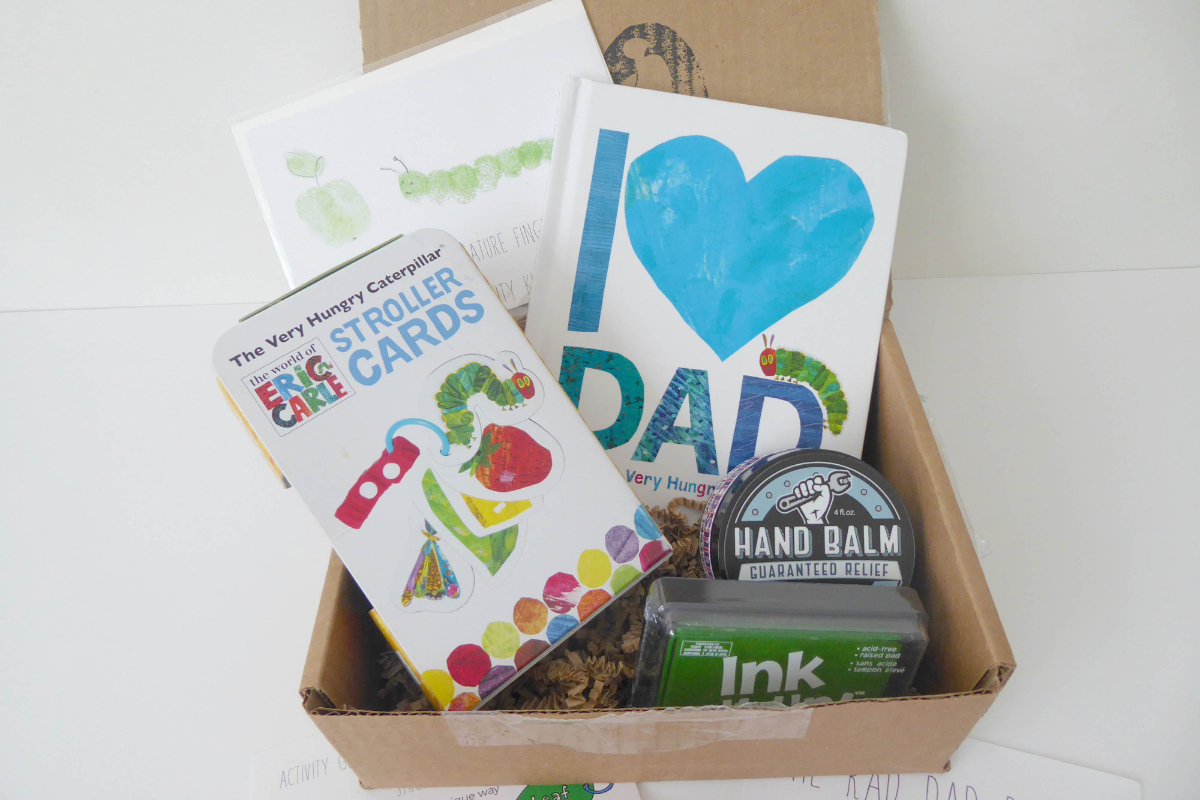 The Rad Dad Box - Subscription Box Gifts for Dads