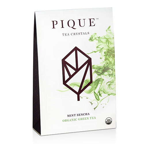 Receive a FREE Sample of Pique Organic Tea