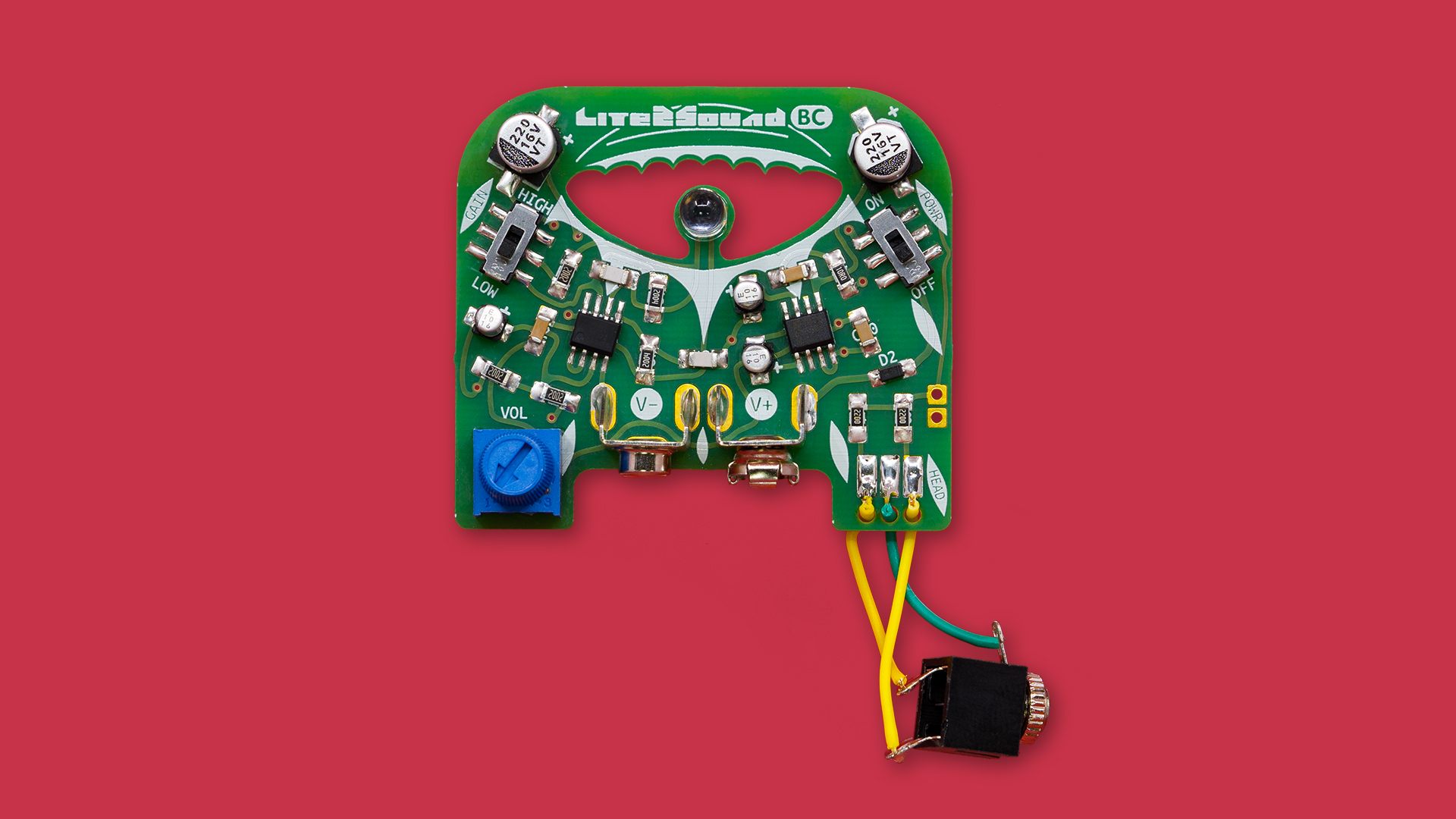 Boldport Club Electronic Kits Subscription Electronics Projects The Cut Off For Receiving Upcoming Project Is In 10 Days 23 Hours 59 Minutes And 41 Seconds