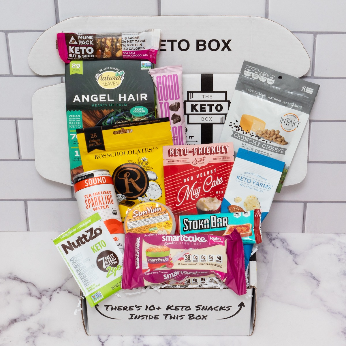 Keto January 2021 Box