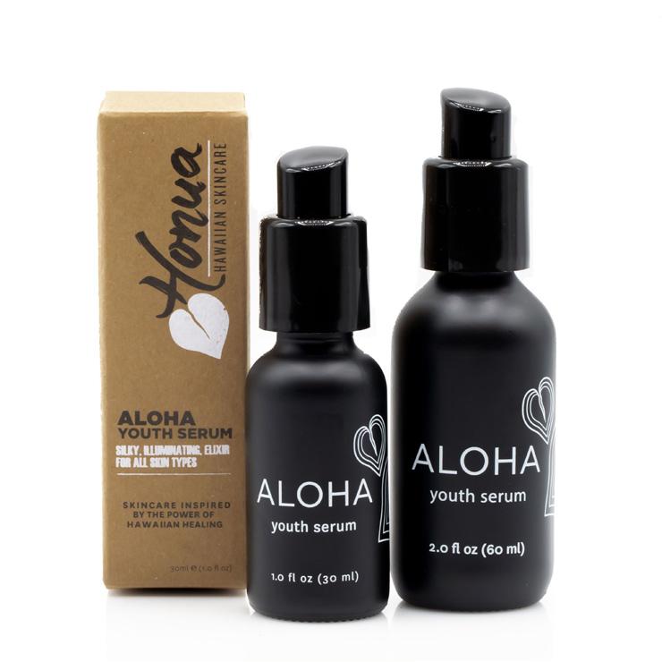 f169f9ebf336 Aloha Youth Serum | Honua Hawaiian Skincare Products