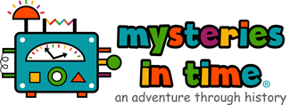Mysteries in Time Logo